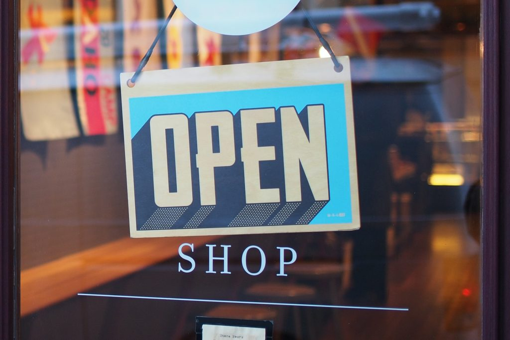 Open for Business: Marketing Guide