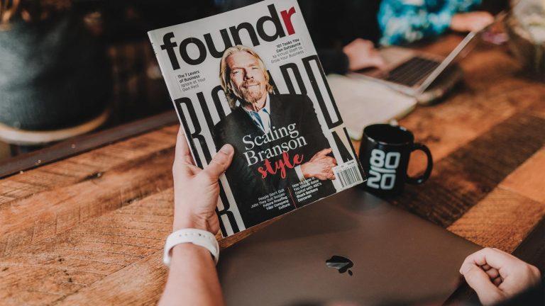 Branson magazine